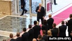 Маросими савгандёдкунии Лукашенко. 23 сентябр, 2020.