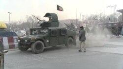 В Кабуле террористы атаковали военный госпиталь