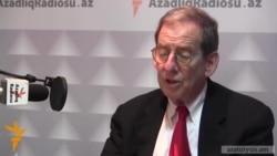 Ռիչարդ Մորնինգսթար․ «Ղարաբաղին հարող յոթ շրջանների ազատագրումը անվերապահ պայման է»
