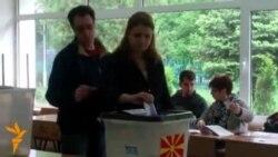 Македонија избира претседател и пратеници
