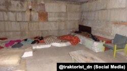 Зображення в'язниці «Ізоляція» в окупованому Донецьку (фото раніше оприлюднені каналом @traktorist_dn)