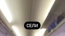Navalnyi samolet
