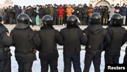 Despite the Kremlin's overwhelming focus on underage protesters participating in demonstrations to support Aleksei Navalny, minors seems to comprise just as a small minority of participants