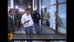 Ex-Georgian Defense Minister Arrested
