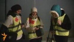 Як працюють медпункти на Євромайдані