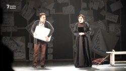 """Тинчурин театрында """"Минем Такташ"""" операсы күрсәтелде"""