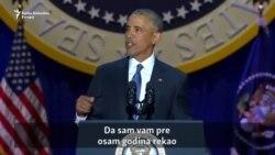 Oproštajni govor Baraka Obame