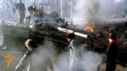 'It Was Hell On Earth': Remembering The First Chechen War