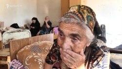 Երևան տեղափոխված արցախցի տարեցներն ուզում են վերադառնալ Ստեփանակերտի ծերանոց