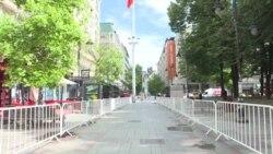 Shkupi përgatitet për vizitën e Papës