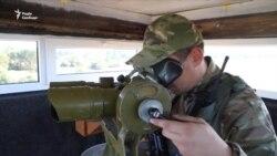 Прикордонники про облаштування опорних пунктів на українсько-російському кордоні (відео)