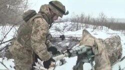 Eскалација на воените судири во Украина