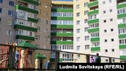 Жилой район в Пскове