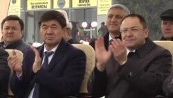 Өзбекстандык делегация Ошко келди