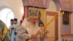 Татарстан митрополиты Тихвин чиркәвендә керәшенчә келәү укыды