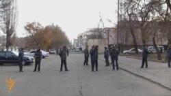 Бишкекда портлаш содир бўлди