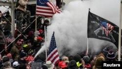 Штурм Капітолію у Вашингтоні. 6 січня 2021 року