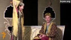 В крымскотатарском театре представили новую комедию