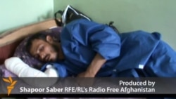 Target Of Taliban 'Justice' Tells Of Brutal Amputation