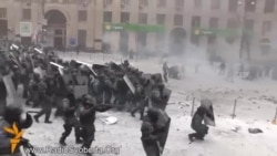 Քաղաքական ճգնաժամը Կիեւից տարածվում է դեպի արեւմտյան մարզեր