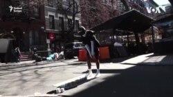 Tiger Hood: golfmeccs tejesdobozokkal New York utcáin