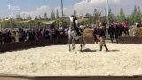 Түркиядагы вандык кыргыздардын майрамы
