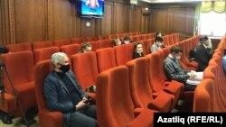 Татарстан Югары мәхкәмәсендә ТИҮ эшен карау