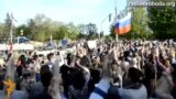 """Луганскідегі """"халық республикасы"""""""