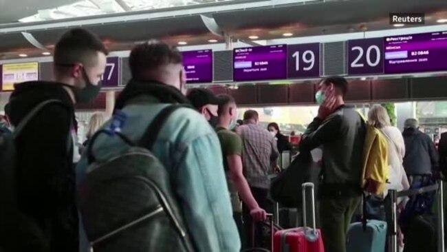 Алена Вершинина о последствиях авиаблокады Беларуси