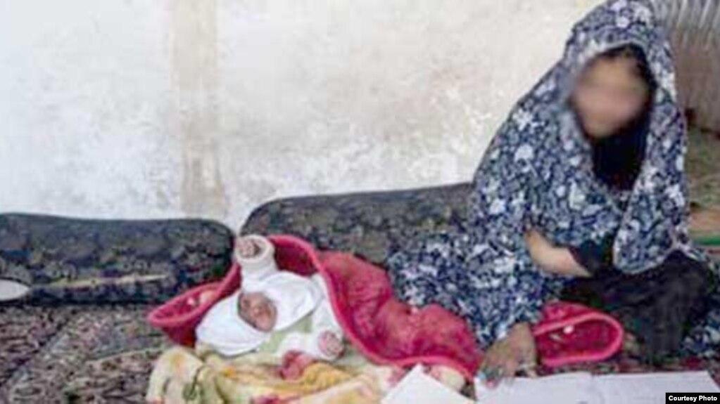 دختر ۱۳ ساله سراوانی در حین زایمان جان باخت