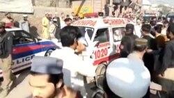 Halálos támadás egy pakisztáni iskola ellen