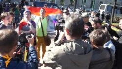G20 St. Petersburg LGBT Protest