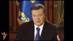 Уривки з телеінтерв'ю Віктора Януковича