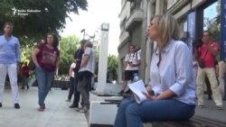 Maja Pavlović i dalje čeka prijem kod predsednika Srbije