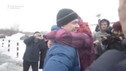 Russian Activist Dadin Released From Prison