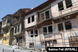 Afyon, case tradiționale, Turcia 2021