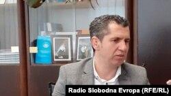 Директорот на Центарот засоцијална работа во Дебар, Крешник Пачуку
