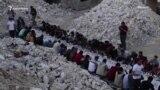 Сирия: ифтар на руинах города Атареб