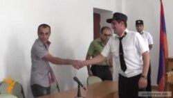 Դատարանն անմեղ ճանաչեց ընդդիմադիր ակտիվիստ Ֆելիքս Գևորգյանին