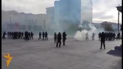 Përshkallëzohet protesta në Prishtinë