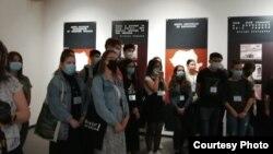 Studenții burselor unSettled la Școala de vară a Memorialului Victimelor comunismului și al Rezistenței de la Sighet. Prima vizită la Memorial