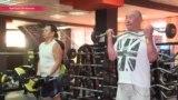 72 жастағы қария спортқа бет бұрды