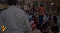اسلام اباد: د مزدورانو لپاره وړیا روژه ماتۍ