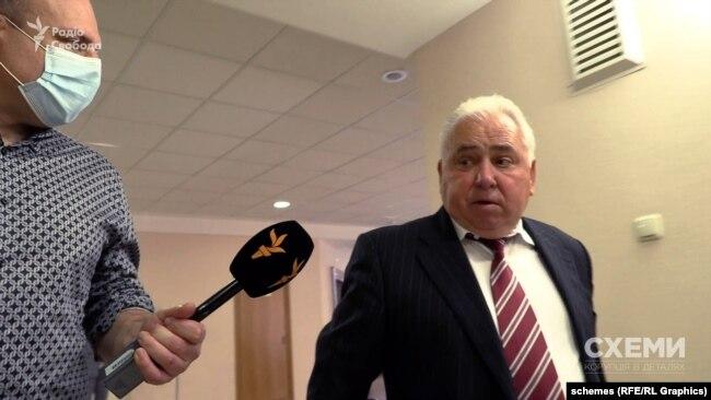 Суддя Віктор Кривенко коментує, хто є головою Конституційного суду