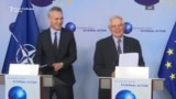 Столтенберг: ЕУ не може да го замени НАТО