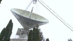 Україна почала досліджувати Всесвіт найпотужнішим у Східній Європі радіотелескопом – відео