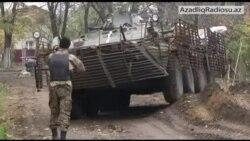 Donetskdə Ukrayna əsgərləri döyüşün yaxında bitəcəyinə az ümid edirlər