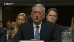 Mattis: 'We Have To Live Up To' Iran Nuclear Deal
