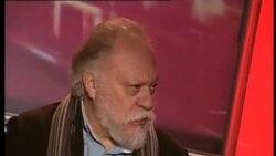 Разговор о радио с Игорем Померанцевым на харьковском телеканале ОТБ