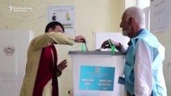 Avganistanci biraju predsednika